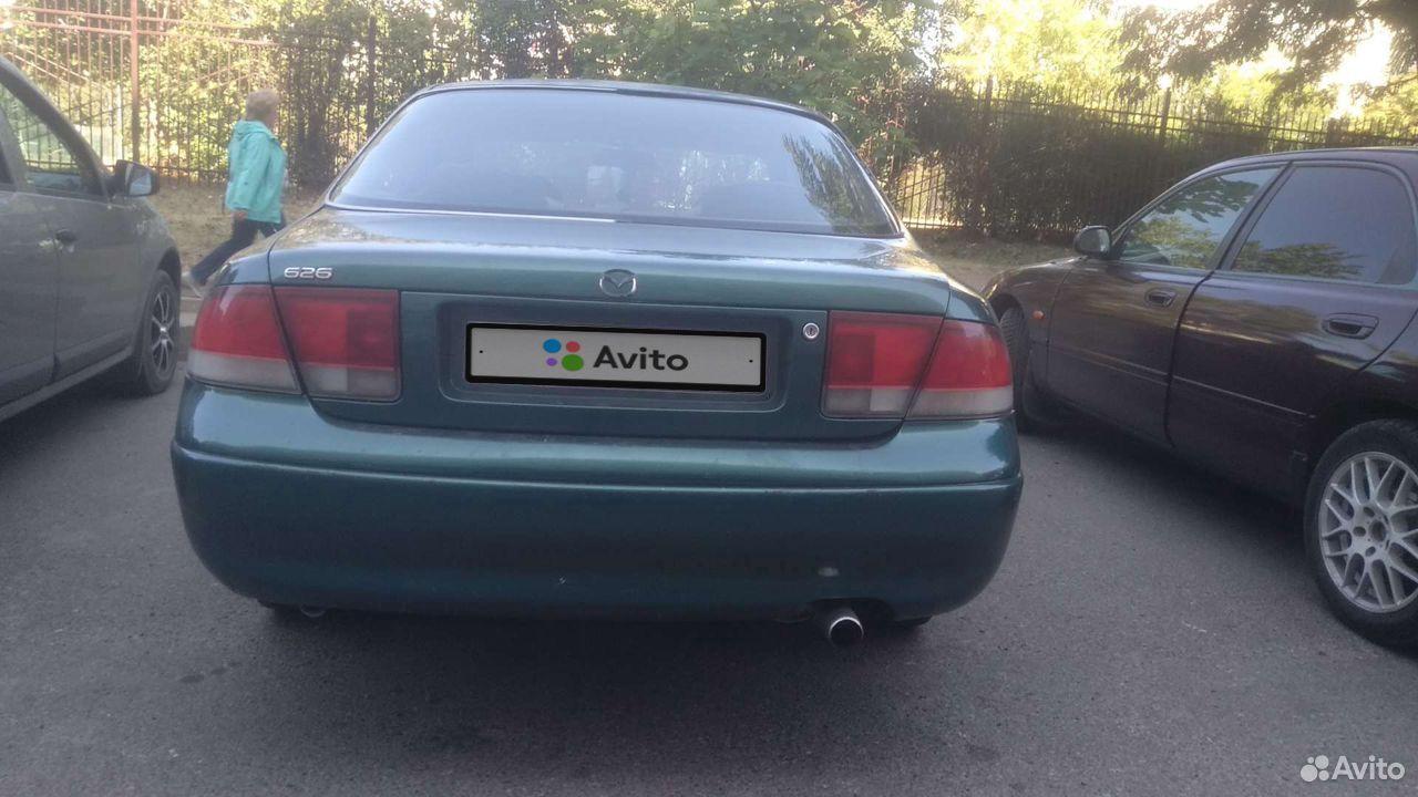Mazda 626, 1992  89289703048 купить 2