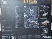 Asus TUF H310-plus gaming под ремонт сокета
