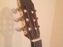 Мастеровая классическая гитара Piezo Picup 1991