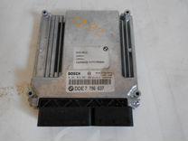 Блок управления Bmw 5-Series E60 M57 D25 (256D2)