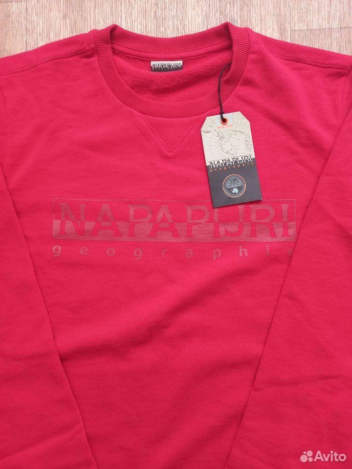Толстовка свитшот Napapijri  89245023372 купить 3
