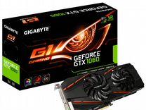 Игровая карата GeForce GTX 1060 G1 gaming
