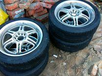 Комплект колес Kosei Racing + резина Toyo