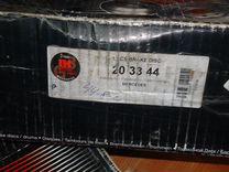 Тормозные диски Мерседес бенс