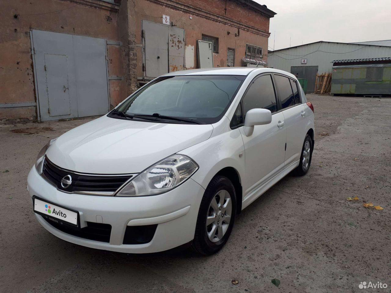 Nissan Tiida, 2012  89066029715 купить 1