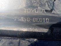 Накладка на порог правая Lexus Rx350 2003-2009