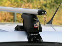 Багажник на крышу Интер D1 универсальный