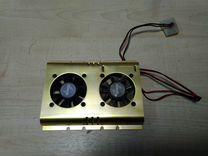 Кулер для жесткого диска CoolerTech CT-HD-02