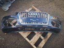 Audi Q5 бампер передний S-line рестайлинг
