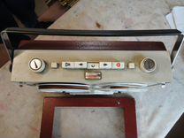 Магнитофон орбита катушечный,две дорожки,блок пита