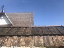 Качеля деревянная под старину