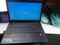 Lenovo IdeaPad 110-15ACL Black