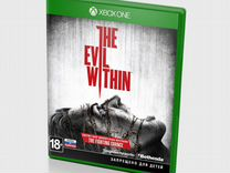 The Evil within xbox one/oбмен