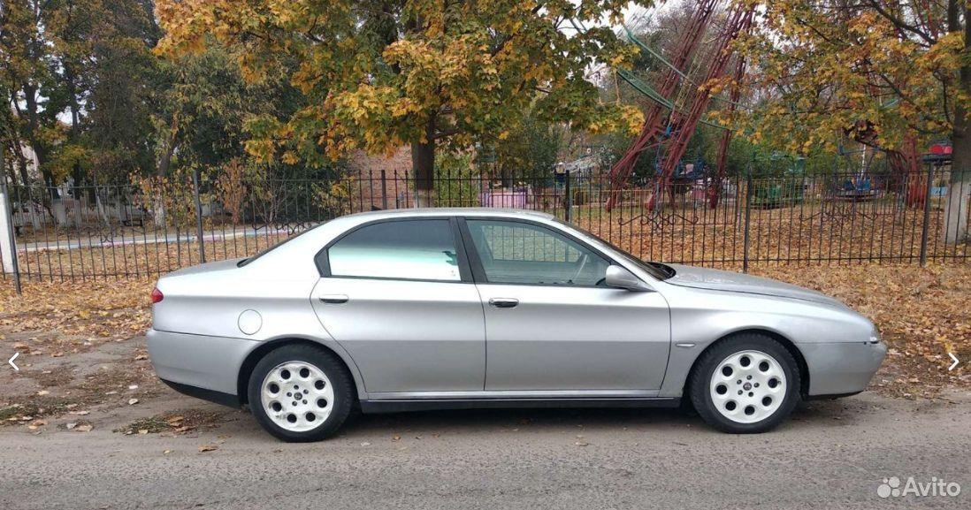 Alfa Romeo 166, 1999 89205955940 купить 2