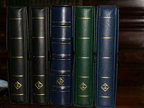 Большая коллекция бон Мира и России в альбомах — Коллекционирование в Новосибирске