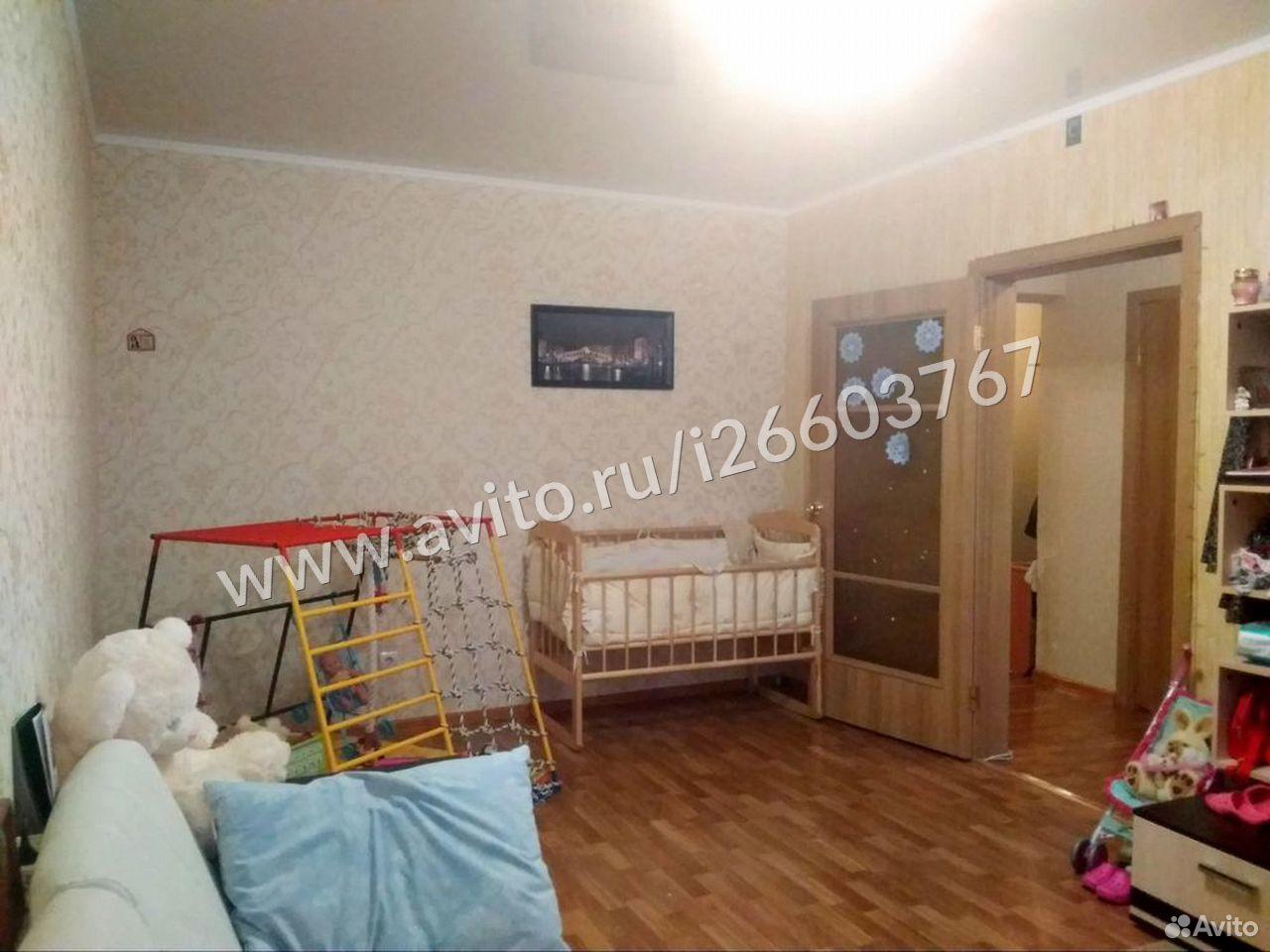 2-к квартира, 60 м², 12/17 эт.