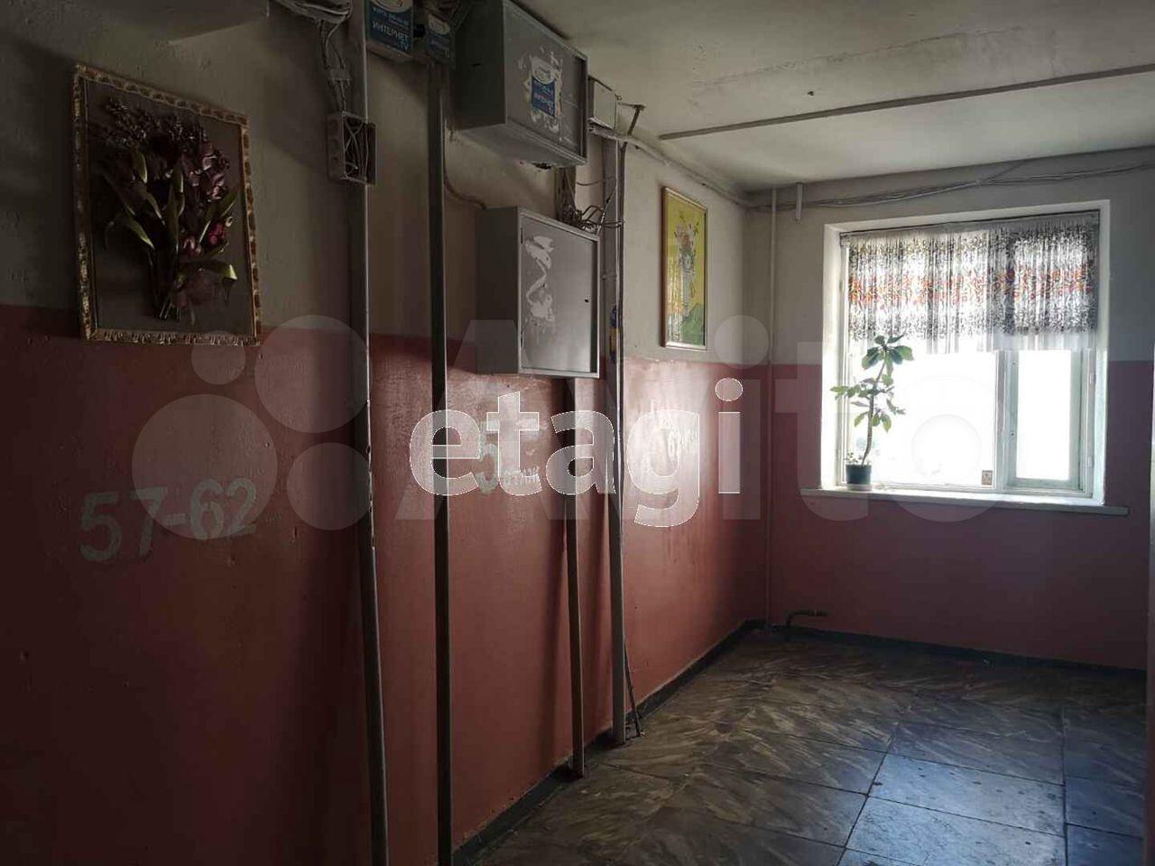 1-к квартира, 35 м², 5/5 эт.