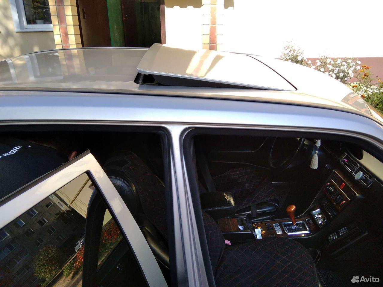Mercedes-Benz W124, 1993  89634233411 купить 4