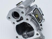 Корпус термостата Шевроле Авео Т300 1.6 металл