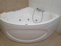 Джакузи, гидромассажная ванна Aquavita Palermo