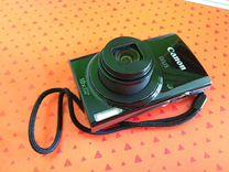 Фотоаппарат Canon ixus 180 + карта 16Gb + чехол