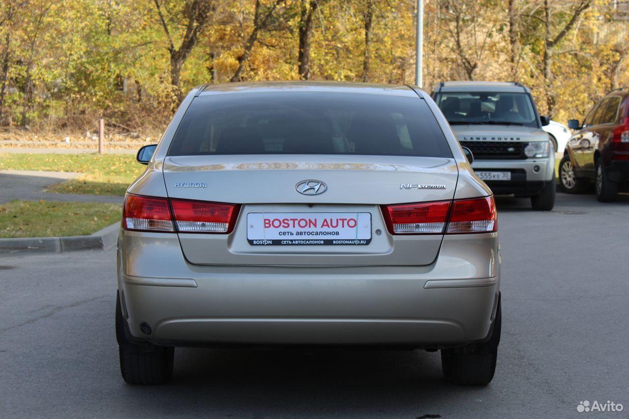 Hyundai Sonata, 2008  89195434917 купить 5
