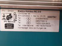 Автомобильный холодильник Electrolux RC 210