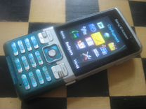 Сотовый телефон Sony Ericsson C702 3G GPS FM 3Mpx