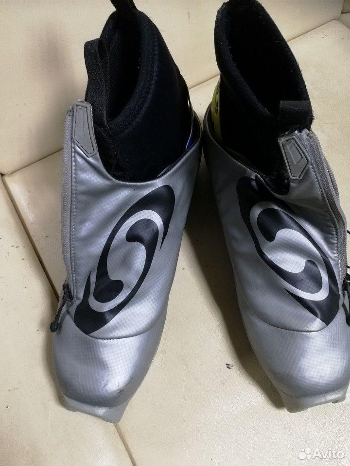 Ботинки лыжные фирмы Salomon  89004045793 купить 6