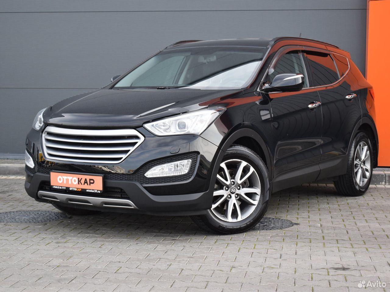 Hyundai Santa Fe, 2012  84012391573 купить 1