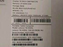 Плашет Lenovo tab 4, 10''