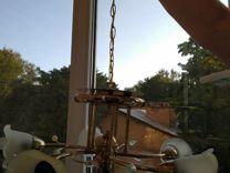 Лампа подвесная бу