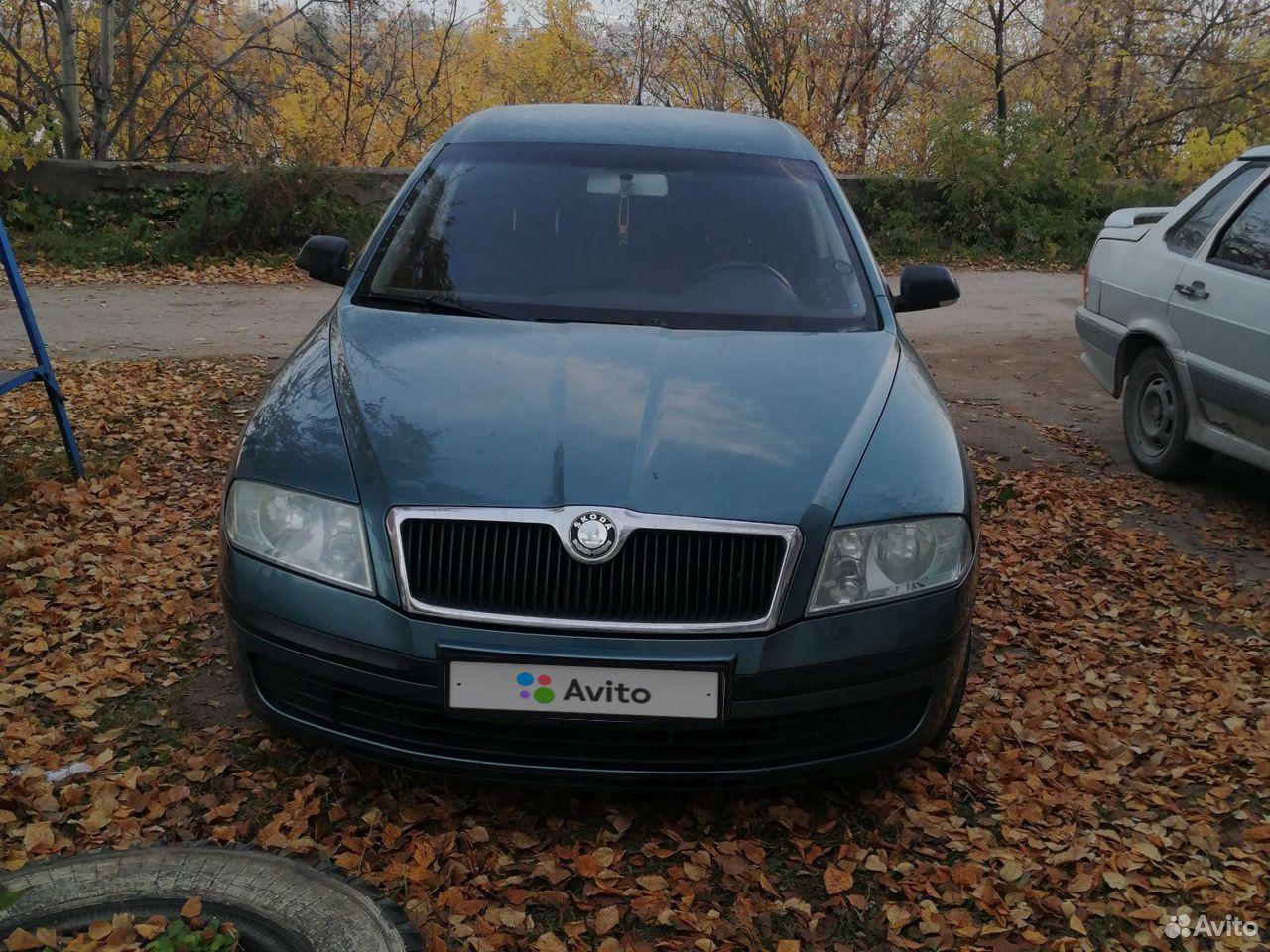 Skoda Octavia, 2006  89600981905 купить 2