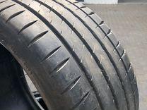 Шины, 2 шт, 285/30r20 Michelin Pilot Sport 4s (Миш