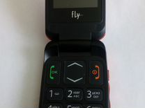 Fly Ezzy Trendy 3 (красный)