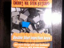 Keycaps Tai-hao Hydro doubleshot ABS кейкапы