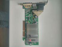 Видеокарта Radeon 9600 SE