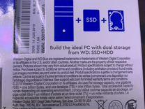 Western Digital Blue 3D nand SSD 4Tb Новый(5л Гар) — Товары для компьютера в Москве