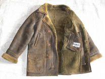 Дубленка мужская, размер XL (50-52)