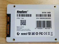 SSD диск KingSpec 60GB