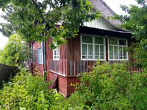 Дом 26 м² на участке 15 сот.