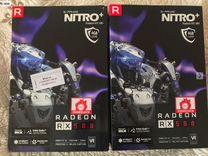 Sapphire nitro RX580 4Gb