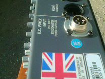 Studiomaster Trilogy 166 микшерный пульт (Англия)
