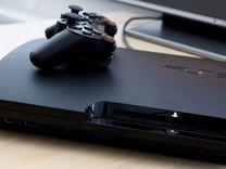 В продаже игры на PS3