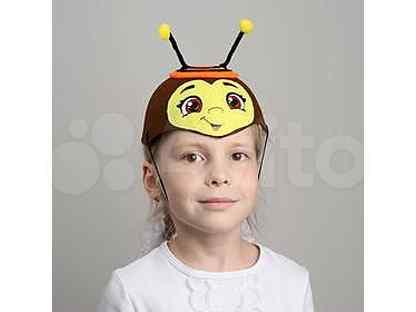 Шляпа карнавальная «Пчёлка Марта»