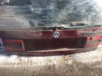 Пассат б4 крышка багажника