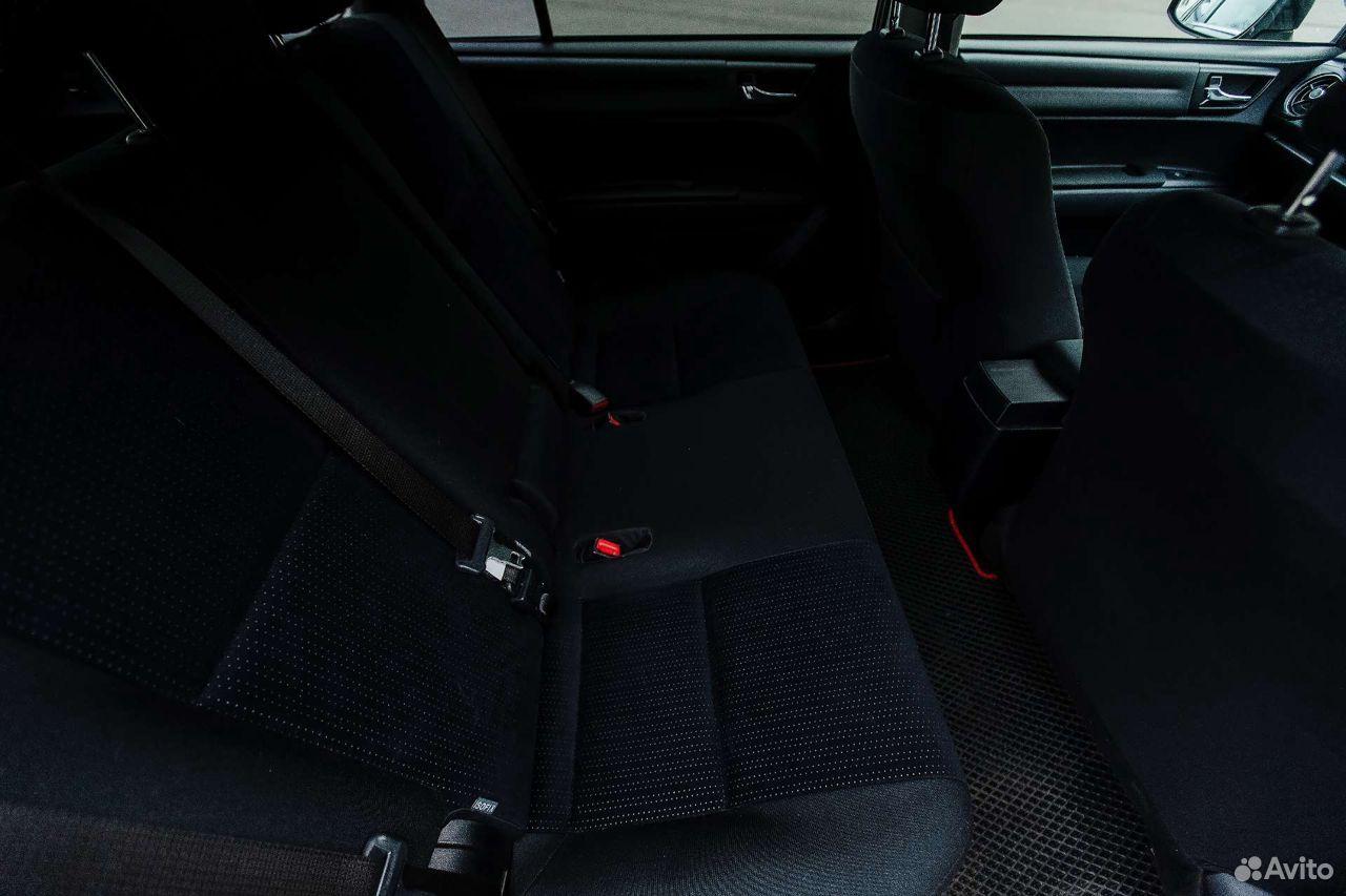 Toyota Corolla Fielder, 2015  89842800704 купить 9