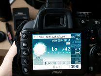 Фотоаппарат Nikon D3100, 2 объектива, штатив, сумк