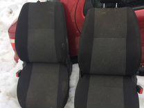 Передние сиденья Лада Гранта