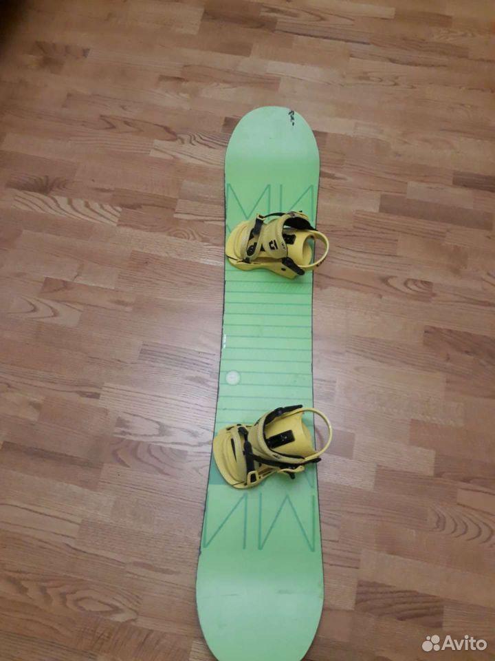 Сноуборд комплект  89650756875 купить 3